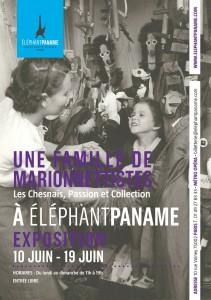 Affiche Expo Marionnettes