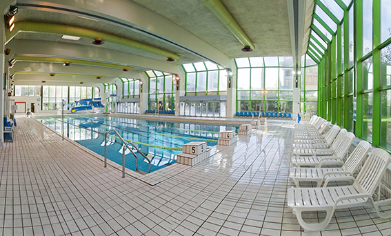 Piscines les nouvelles de paris for Champerret piscine
