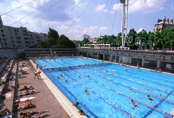Piscine georges hermant les nouvelles de paris for Piscine georges hermant