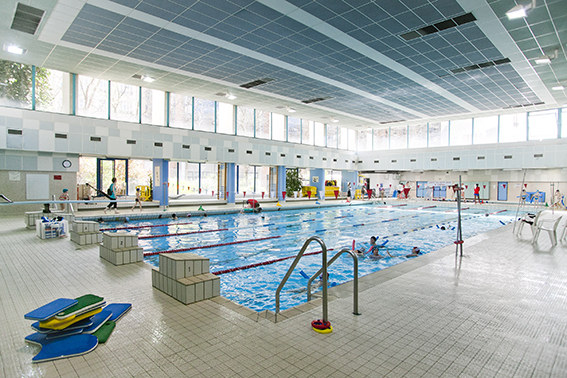 Piscines les nouvelles de paris for Piscine paris 11