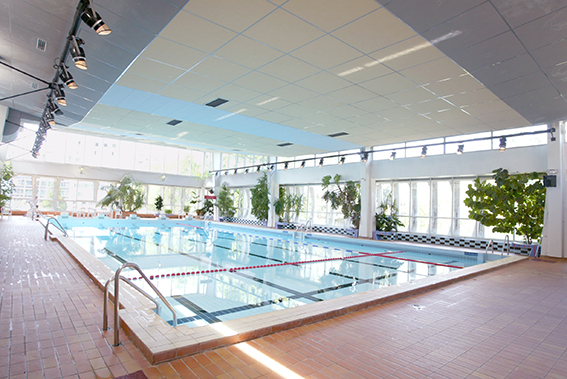 Piscines les nouvelles de paris for Piscine armand massard aquagym