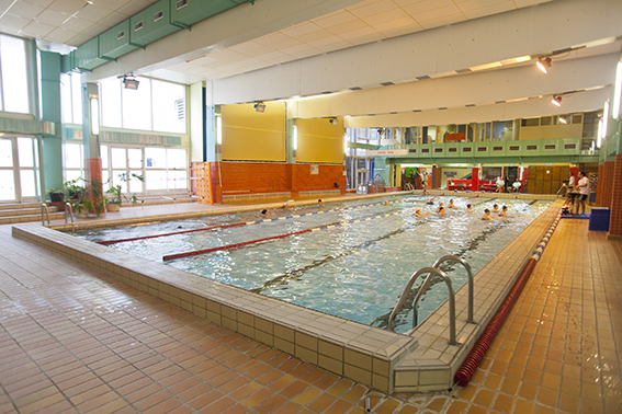 Piscine villepinte for Piscine sevran