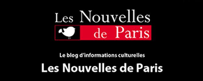 Logo nouvelles de Paris