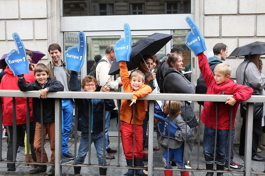 Europe 1 - Journées du patrimoine 2013