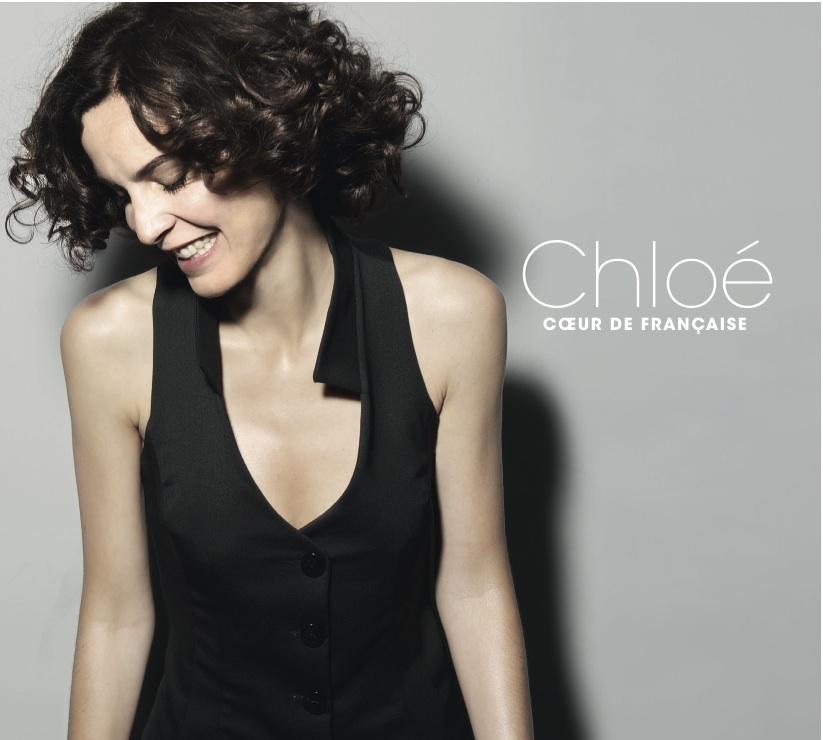 cover Album Coeur de Française ®JF Aloïsi