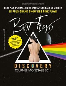 Affiche Brit Floyd1