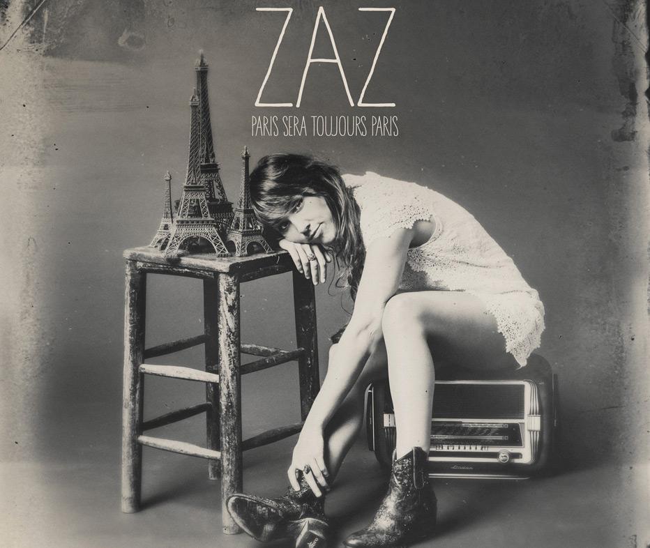 Zaz sera en concert exceptionnel dans le mythique studio 104 avec la participation de musiciens - La maison ysy par le studio auau ...