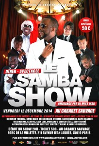 Flyer-SambaShow-newsletter
