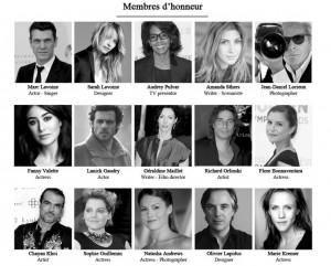 Membres d'honneurs