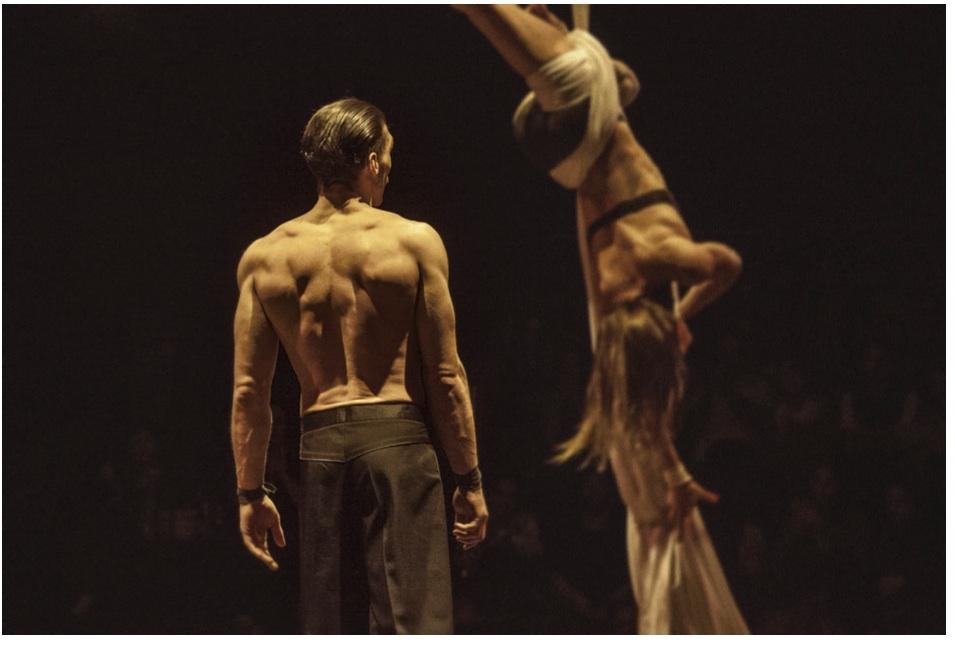 Le cabaret lectrique est de retour du 11 f vrier au - Le cirque electrique porte des lilas ...