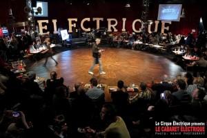 Cabaret électrique 2015