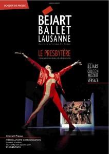 DP Béjart Ballet Le Presbytère