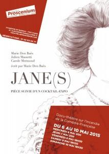 Invitation Presse Janes