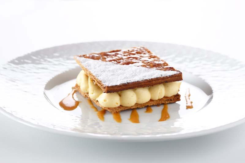 B. Gauthier - Dessert - L'Atelier Renault Café