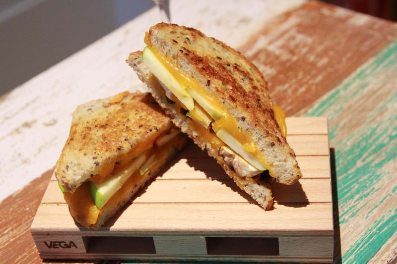 Grilledcheese @Arthur Combe