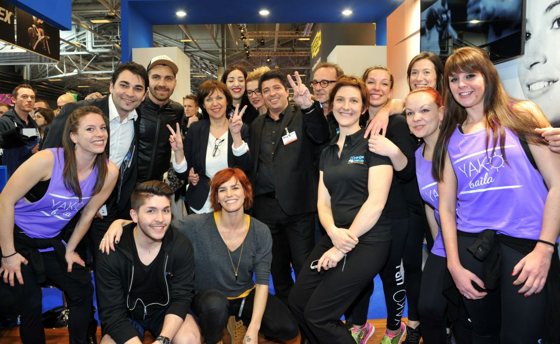 Pour ses 30 ans le salon body fitness paris voit plus for Salon porte de versailles hall 6