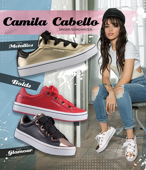 La Faut Camila Cabello » Prend SkechersIl En Route Suivre…en pjqzSVLMGU