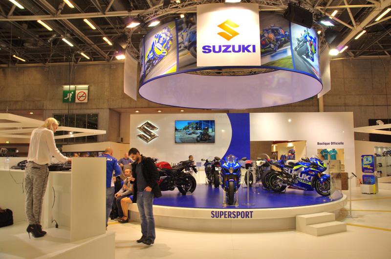 Stand Suzuki
