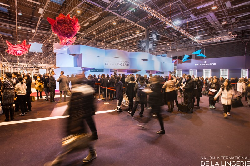 Salon international de la lingerie porte de versailles for Salon zen porte de versailles 2015