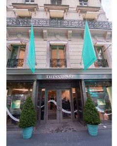 Fac¦ºade Boutique Tiffany & Co